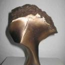 Bronze Lebensbaum Zert-217