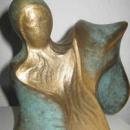 Bronze-Engel Zert-216