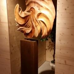 Mietkunst statt Holzkunst kaufen 02_Taube