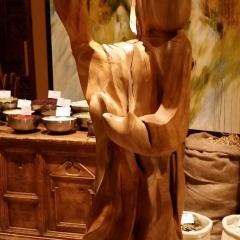 Mietkunst statt Holzkunst kaufen 06_HaremsTaenzerin