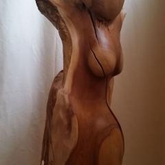 Mietkunst statt Holzkunst kaufen15_Schwangere