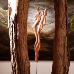 Mietkunst statt Holzkunst kaufen 26_EngelsPaar