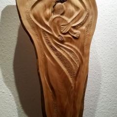 Mietkunst statt Holzkunst kaufen 29_Mutter-Kind