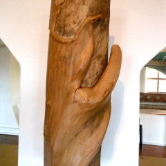 Mietkunst statt Holzkunst kaufen 33_Umarmung