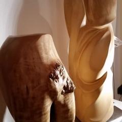 Mietkunst statt Holzkunst kaufen 45_Torso_Mumie