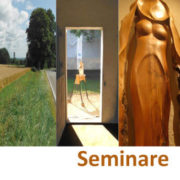 Kunst verführt Leidenschaft strömt - Holzkunst Seminare